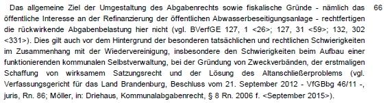 Auszug BVerfG 2015